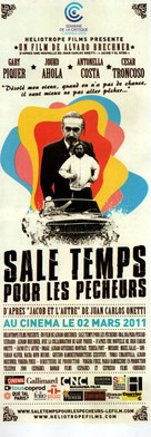 Mal día para pescar - French Movie Poster (xs thumbnail)