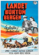 Bend of the River - Swedish Movie Poster (xs thumbnail)