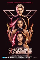 Charlie's Angels - Australian Movie Poster (xs thumbnail)