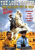 The Lone Ranger and the Lost City of Gold - DVD cover (xs thumbnail)