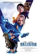 Valerian and the City of a Thousand Planets - Ecuadorian Movie Poster (xs thumbnail)