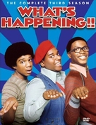 """What's Happening!!"" - DVD cover (xs thumbnail)"