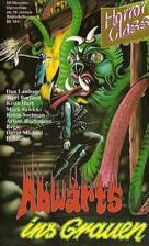 The Strangeness - German VHS cover (xs thumbnail)