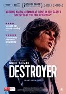 Destroyer - Australian Movie Poster (xs thumbnail)