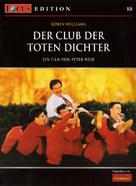 Dead Poets Society - German Movie Cover (xs thumbnail)