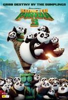 Kung Fu Panda 3 - Australian Movie Poster (xs thumbnail)