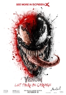 Venom: Let There Be Carnage - Movie Poster (xs thumbnail)