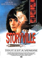 Storyville - French Movie Poster (xs thumbnail)