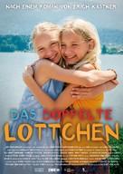 Das doppelte Lottchen - German Movie Poster (xs thumbnail)