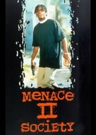 Menace II Society - DVD cover (xs thumbnail)