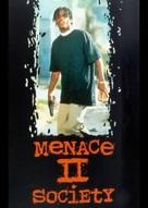 Menace II Society - DVD movie cover (xs thumbnail)