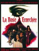 La rose écorchée - French Movie Poster (xs thumbnail)