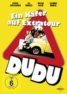 Käfer auf Extratour, Ein - German Movie Cover (xs thumbnail)
