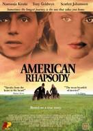 An American Rhapsody - Danish poster (xs thumbnail)