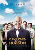 Hyde Park on Hudson - Portuguese Movie Poster (xs thumbnail)