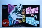 Four Dimensions of Greta - Belgian Movie Poster (xs thumbnail)