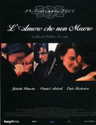 La veuve de Saint-Pierre - Italian Movie Poster (xs thumbnail)