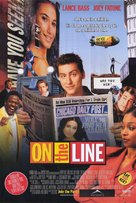 On the Line - Canadian Movie Poster (xs thumbnail)