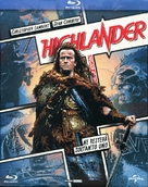 Highlander - Italian Blu-Ray movie cover (xs thumbnail)