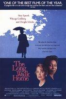 The Long Walk Home - Movie Poster (xs thumbnail)