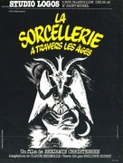 Häxan - French Movie Poster (xs thumbnail)