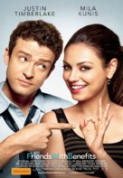 Friends with Benefits - Australian Movie Poster (xs thumbnail)