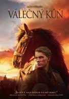 War Horse - Czech DVD cover (xs thumbnail)