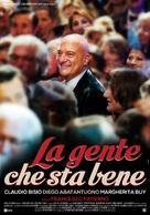 La gente che sta bene - Italian Movie Poster (xs thumbnail)