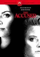 The Accused - DVD movie cover (xs thumbnail)