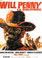 Will Penny - French Movie Poster (xs thumbnail)
