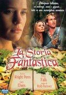 The Princess Bride - Italian Movie Cover (xs thumbnail)