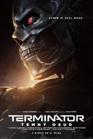Terminator: Dark Fate - Czech Movie Poster (xs thumbnail)