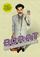 Borat: Cultural Learnings of America for Make Benefit Glorious Nation of Kazakhstan - Dutch Movie Cover (xs thumbnail)