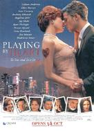 Playing By Heart - Singaporean Movie Poster (xs thumbnail)