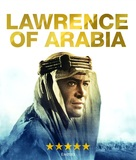 Lawrence of Arabia - Blu-Ray movie cover (xs thumbnail)