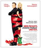 Four Christmases - Swiss Movie Poster (xs thumbnail)