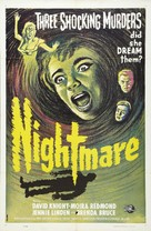 Nightmare - Movie Poster (xs thumbnail)