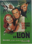 The Lion - French Movie Poster (xs thumbnail)