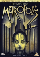 Metropolis - British Movie Cover (xs thumbnail)