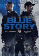 Blue Story - Dutch Movie Poster (xs thumbnail)
