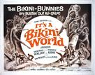 It's a Bikini World - Movie Poster (xs thumbnail)