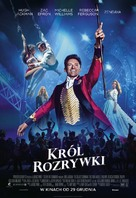 The Greatest Showman - Polish Movie Poster (xs thumbnail)