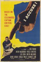 I Accuse! - Movie Poster (xs thumbnail)
