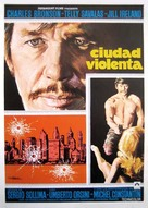 Città violenta - Spanish Movie Poster (xs thumbnail)