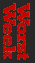 """Worst Week"" - Logo (xs thumbnail)"