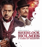 Sherlock Holmes: A Game of Shadows - Movie Cover (xs thumbnail)