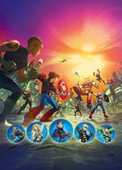 Next Avengers: Heroes of Tomorrow - Key art (xs thumbnail)