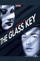 The Glass Key - DVD cover (xs thumbnail)