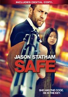 Safe - DVD cover (xs thumbnail)