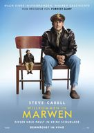 Welcome to Marwen - German Movie Poster (xs thumbnail)